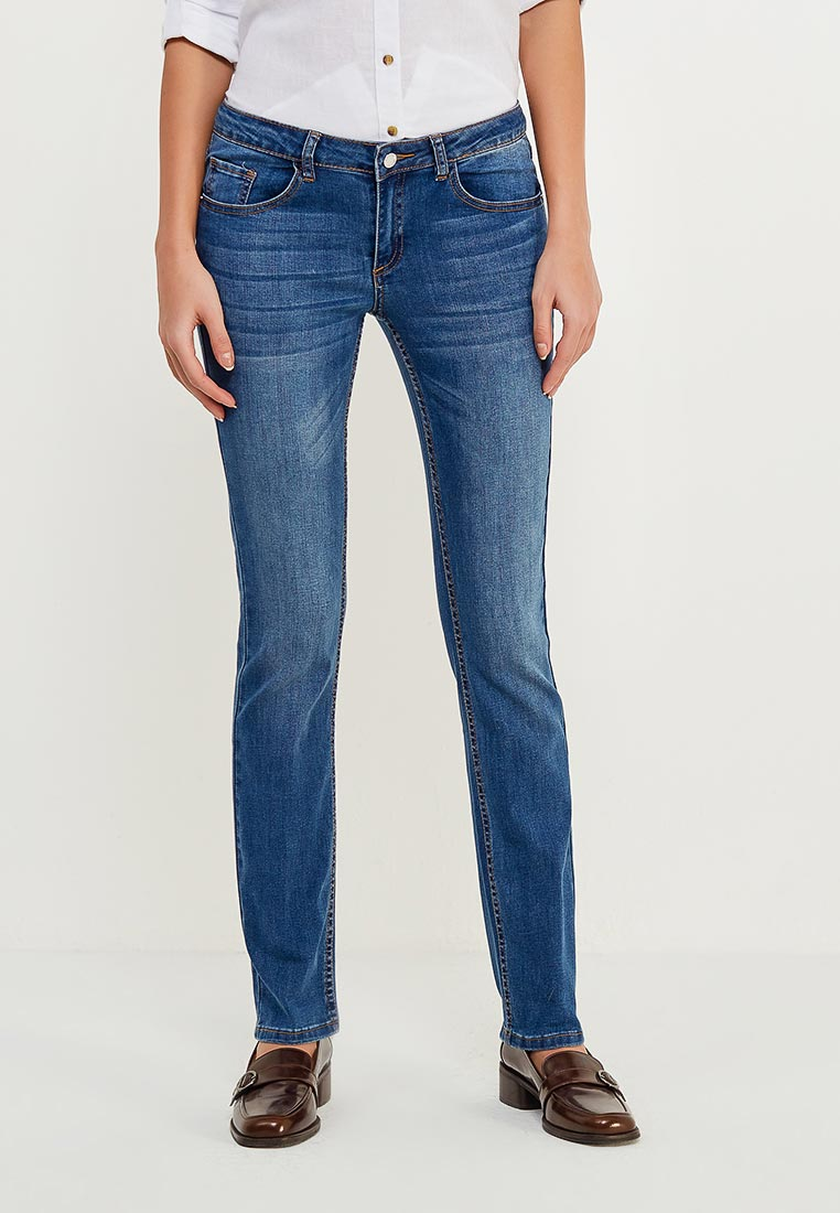 Зауженные джинсы Sela (Сэла) PJ-135/636-8102