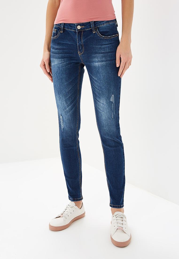 Зауженные джинсы Sela (Сэла) PJ-135/642-8283