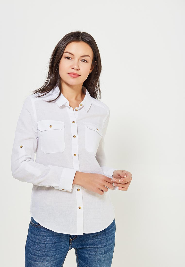 Женские рубашки с длинным рукавом Sela (Сэла) B-112/294-8152