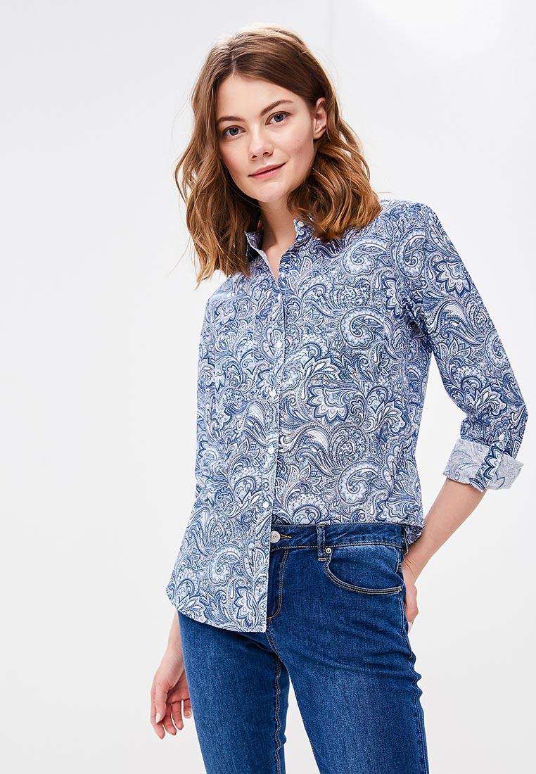 Женские рубашки с длинным рукавом Sela (Сэла) B-112/346-8152