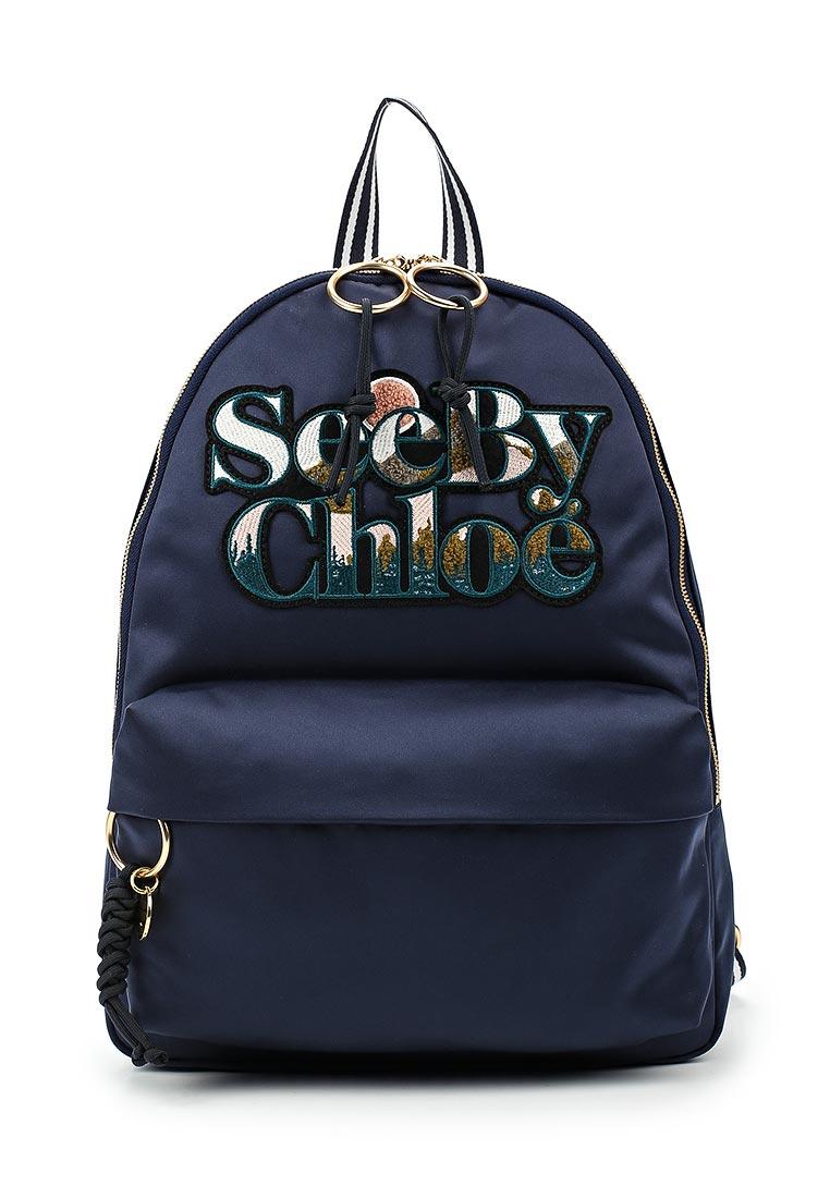 Городской рюкзак See By Chloe (Си бай Хлое) 9S7915-P331