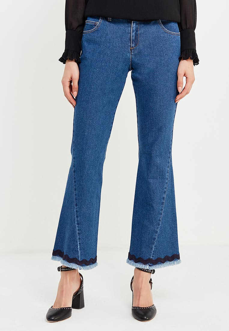 Широкие и расклешенные джинсы See By Chloe (Си бай Хлое) S7HDP05-S7H150