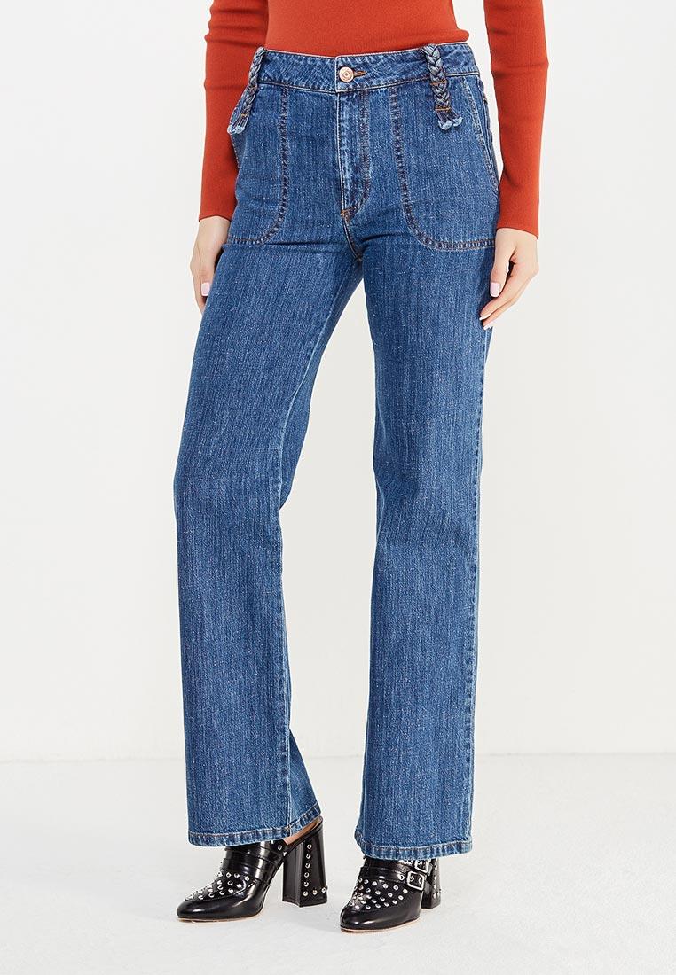 Широкие и расклешенные джинсы See By Chloe (Си бай Хлое) S7ADP11-S7A150