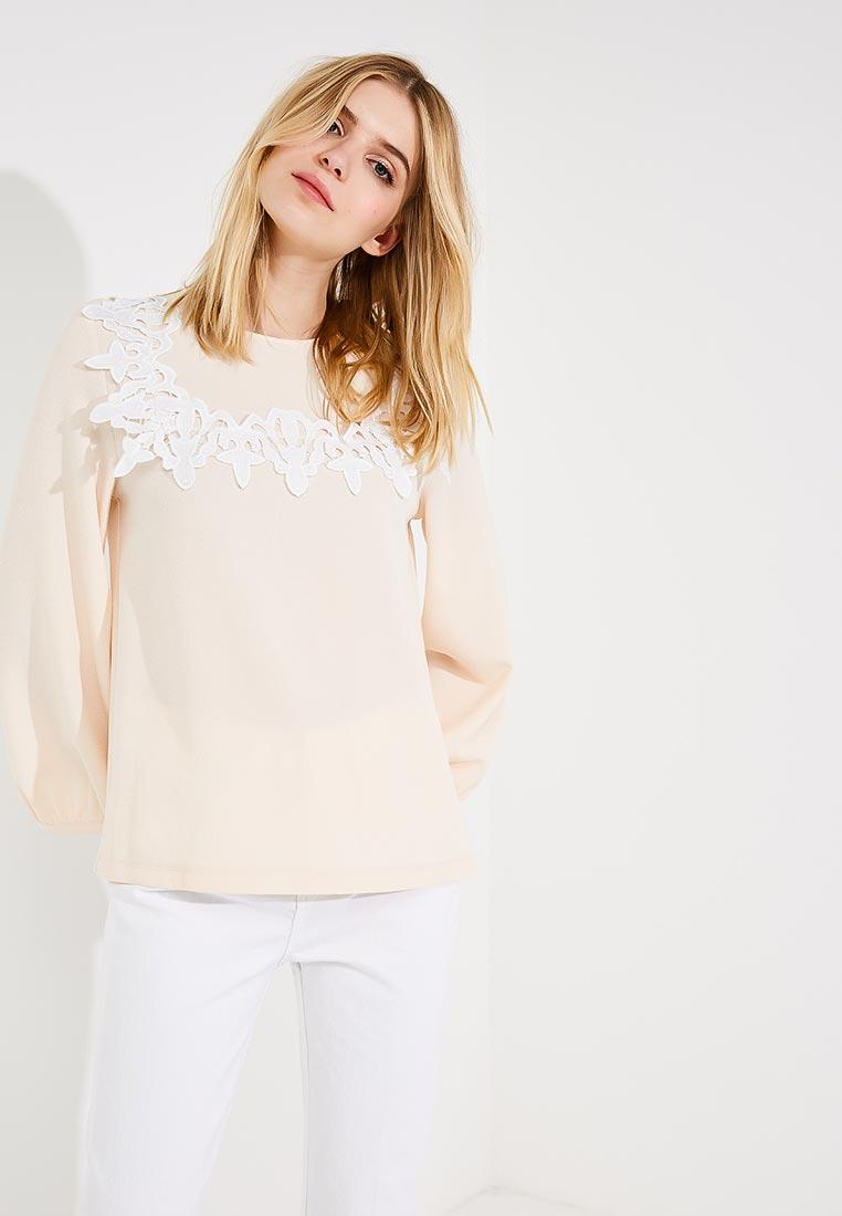 Блуза See By Chloe (Си бай Хлое) S18SHT0601227K