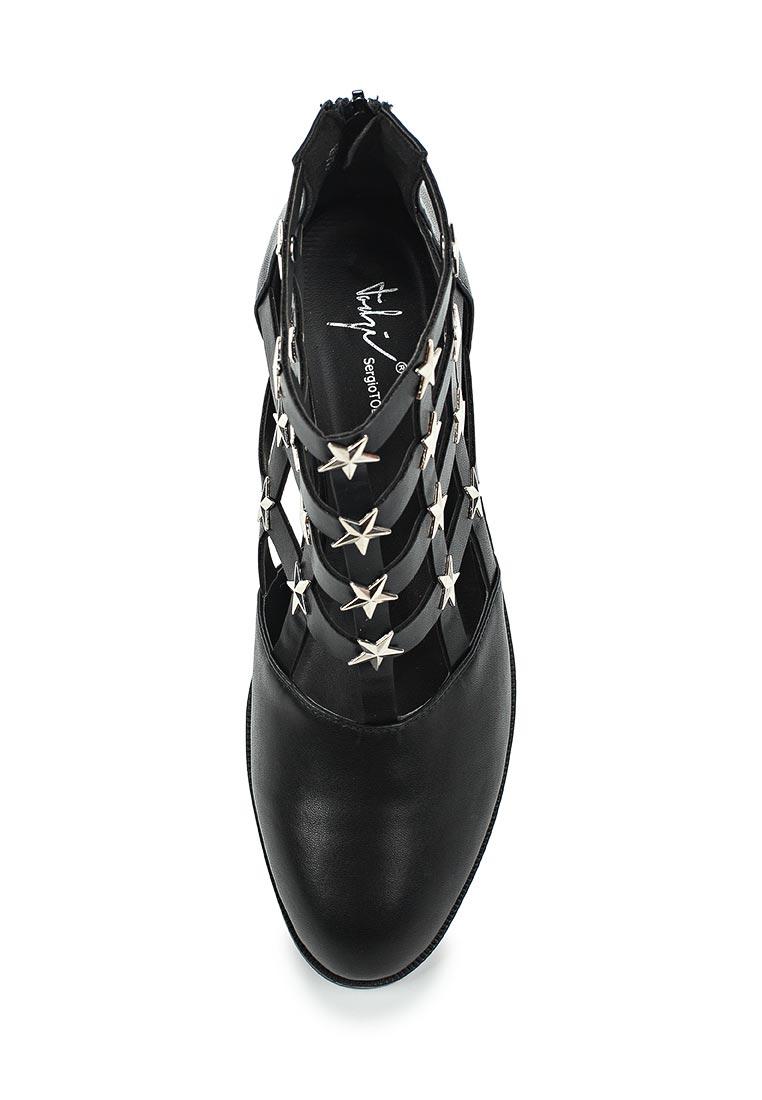 Женские ботинки Sergio Todzi F55-GF044: изображение 4
