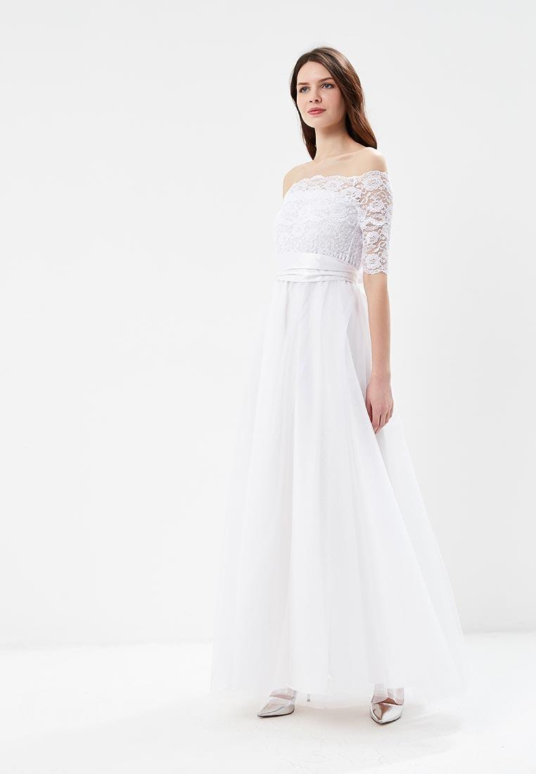 Платье-макси SEAM 6437