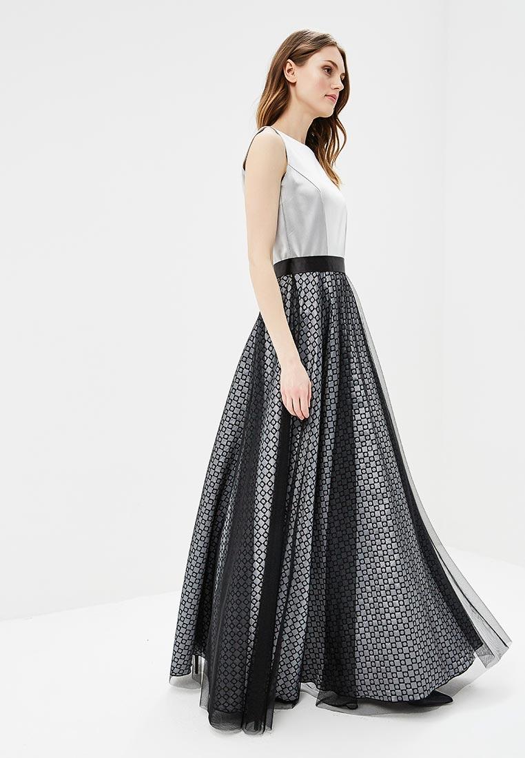 Платье-макси SEAM 6890
