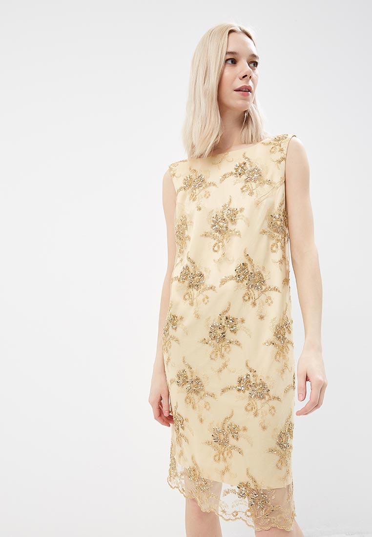 Платье-миди SEAM 6941