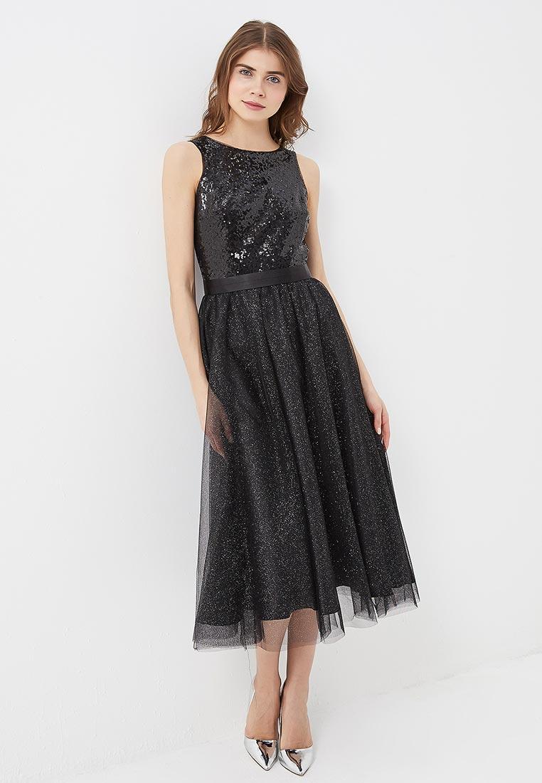 Платье-макси SEAM 6950