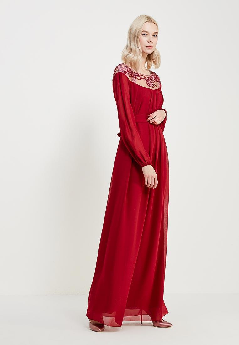 Платье-макси SEAM 6330