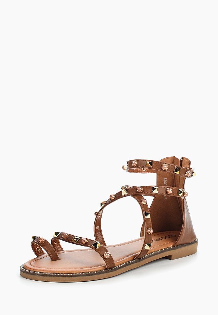 Женские сандалии Secondo Bella F25-15119-2