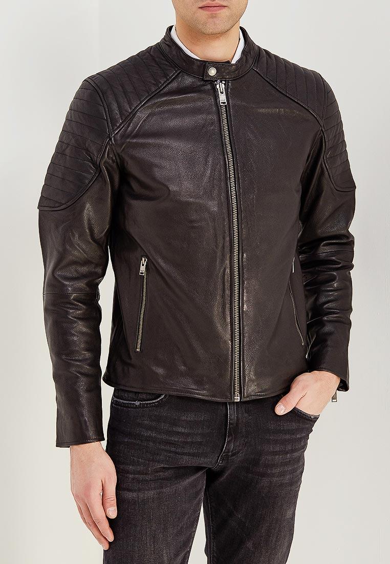 Кожаная куртка Selected Homme 16061210