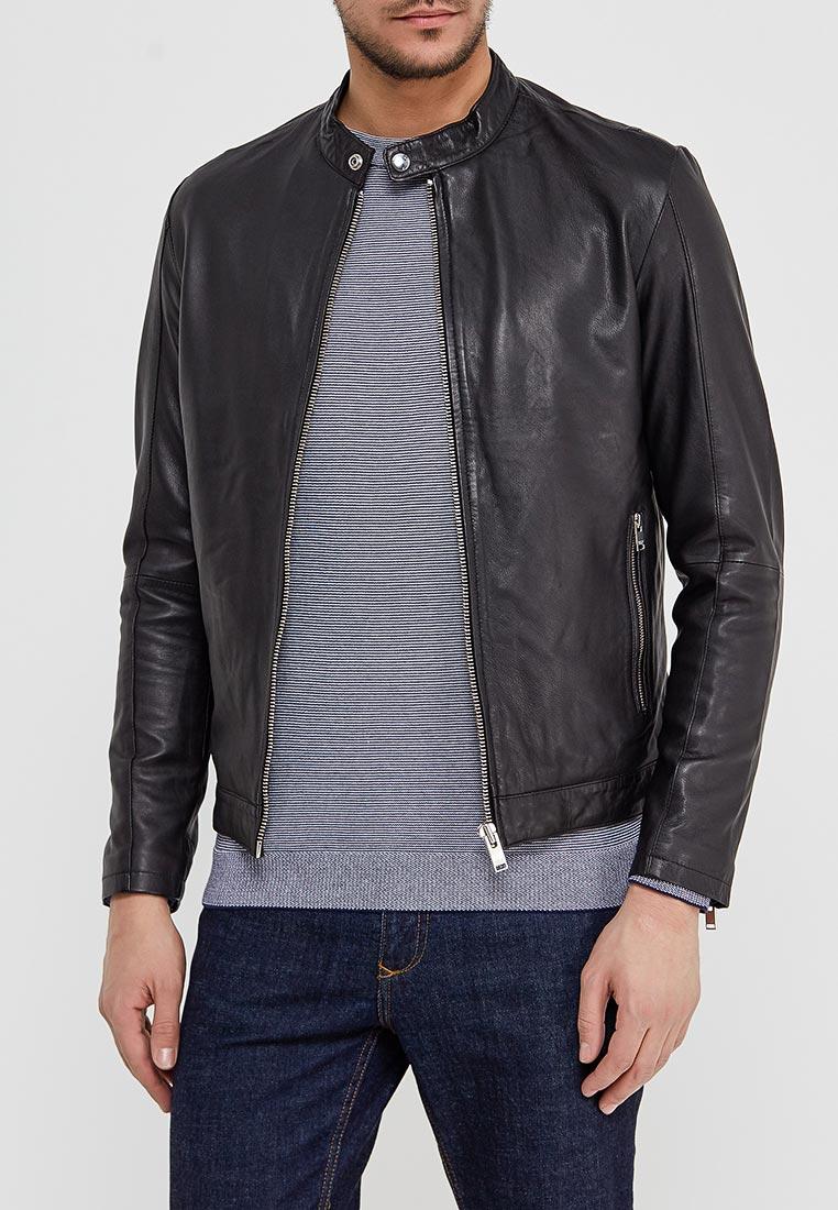 Кожаная куртка Selected Homme 16061211