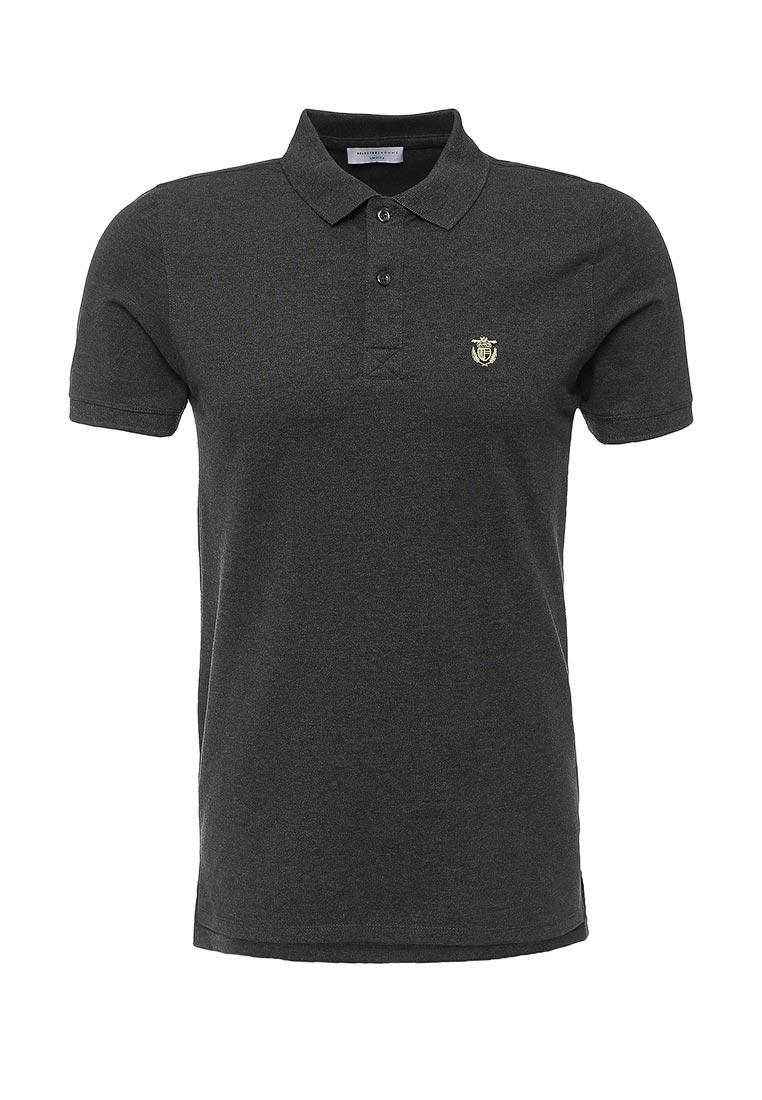 Мужские футболки поло Selected Homme 16049517