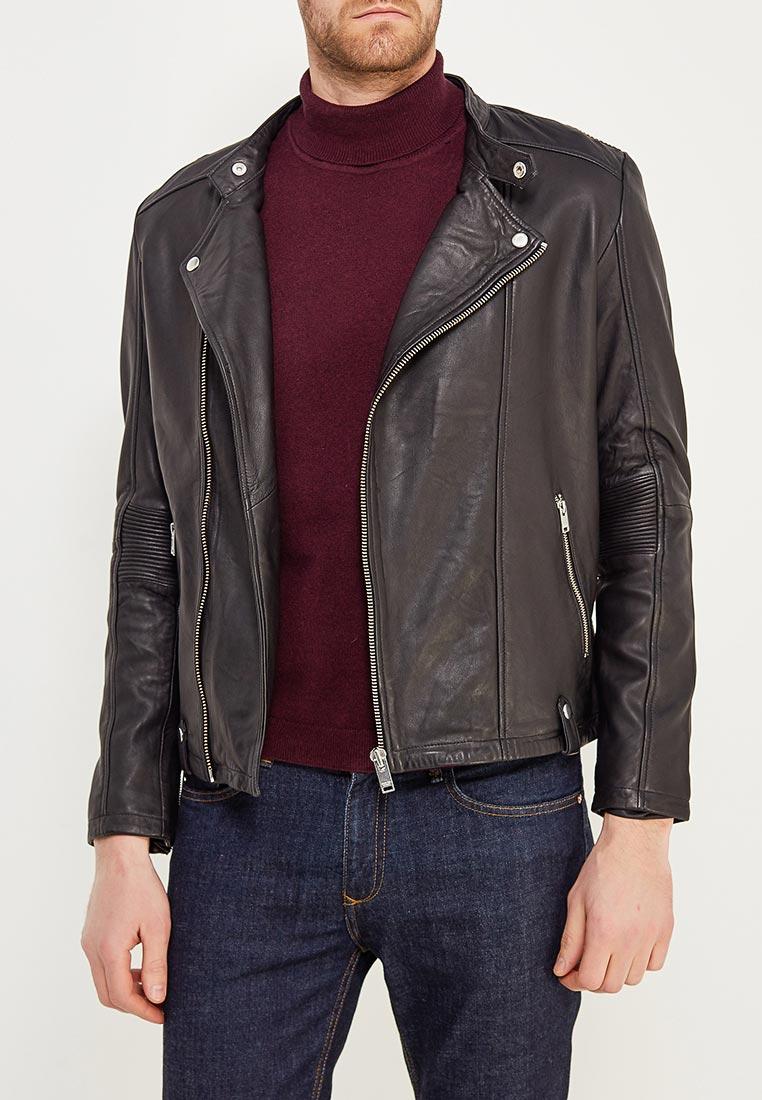 Кожаная куртка Selected Homme 16060123
