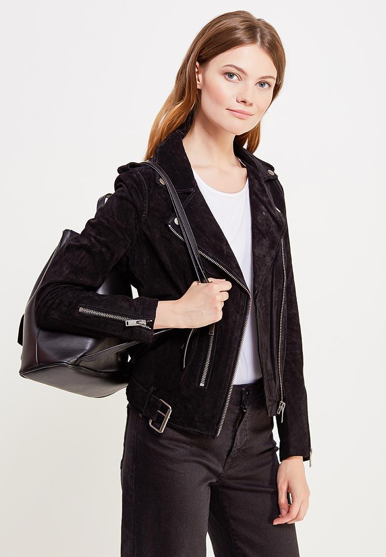 Кожаная куртка Selected Femme 16052062