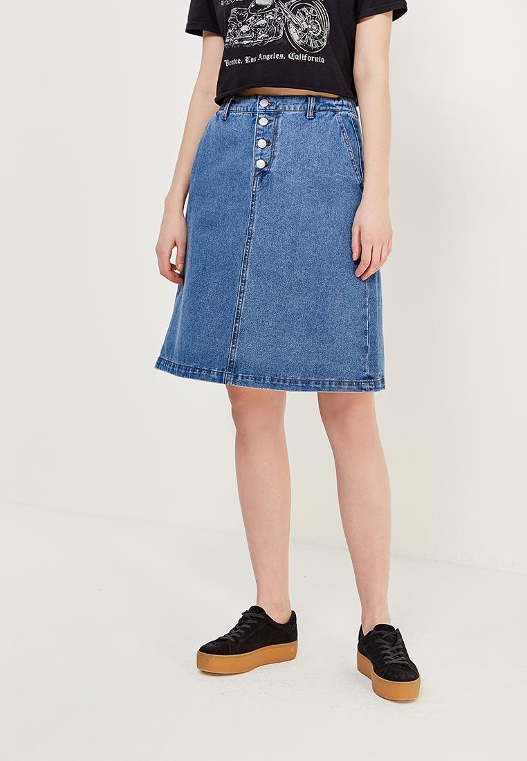 Джинсовая юбка Selected Femme 16060314