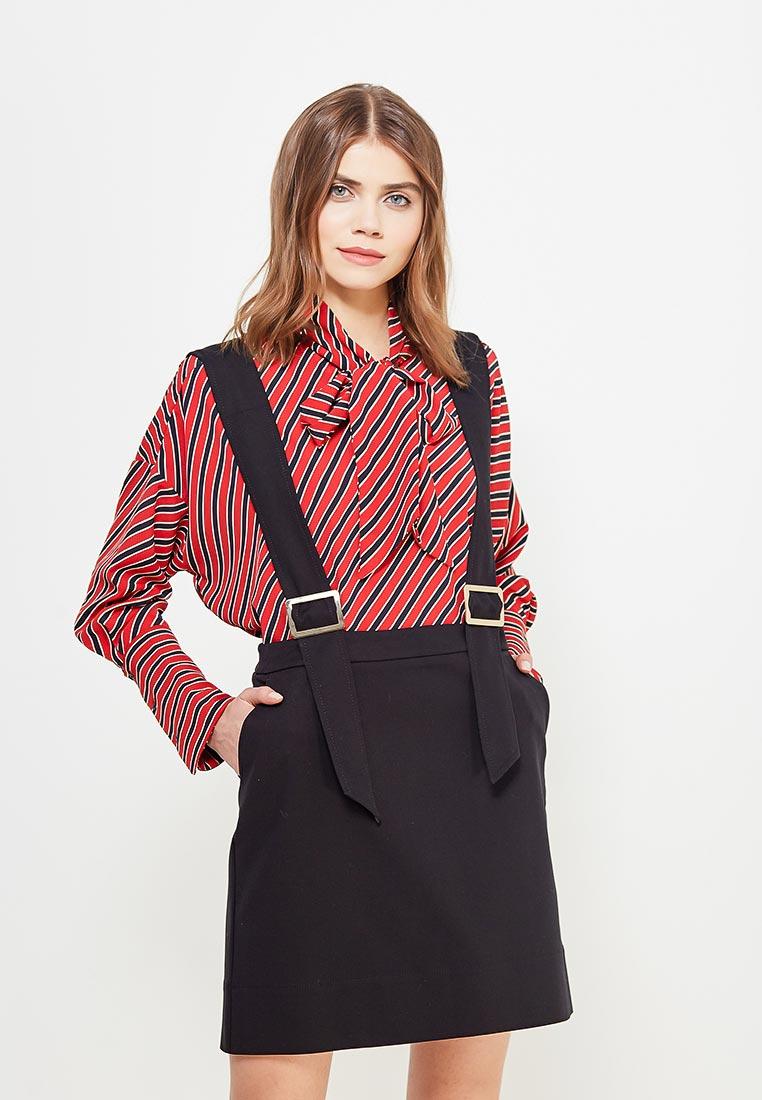 Прямая юбка Selected Femme 16061051