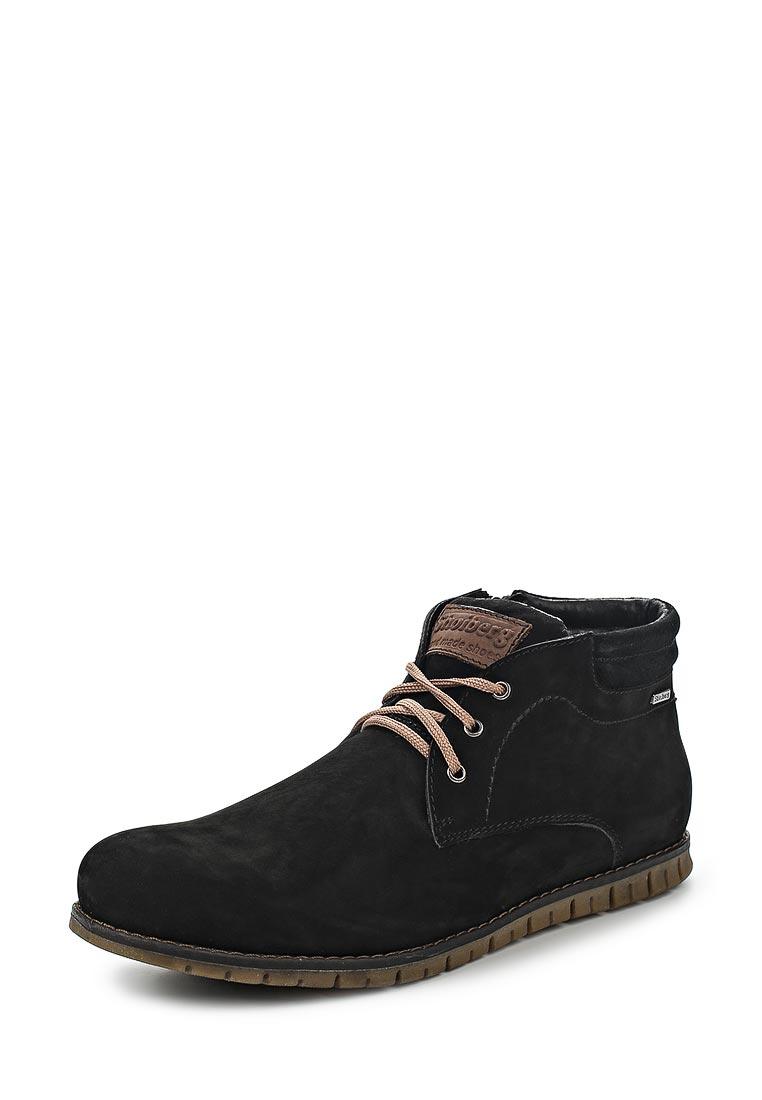 Мужские ботинки Shoiberg 707-06-01-01(W)