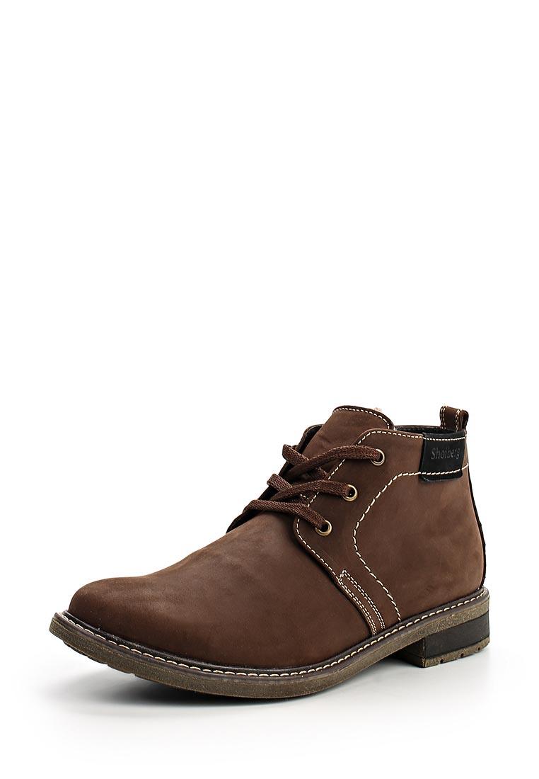 Мужские ботинки Shoiberg 702-01-01-02(W)