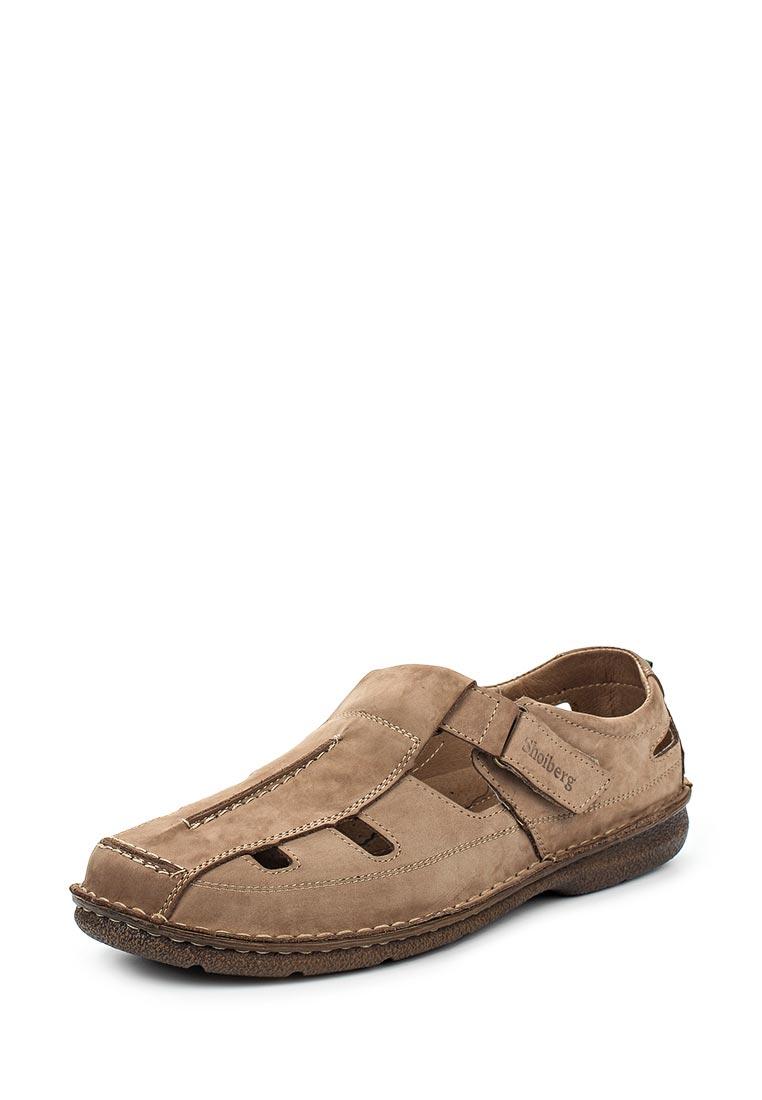 Мужские сандалии Shoiberg 703-05-05-04