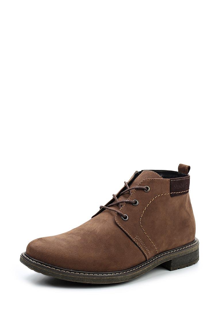 Мужские ботинки Shoiberg 702-01-01-02