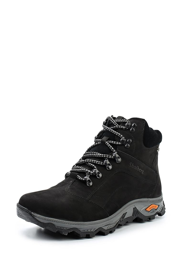 Мужские ботинки Shoiberg 705-15-01-01