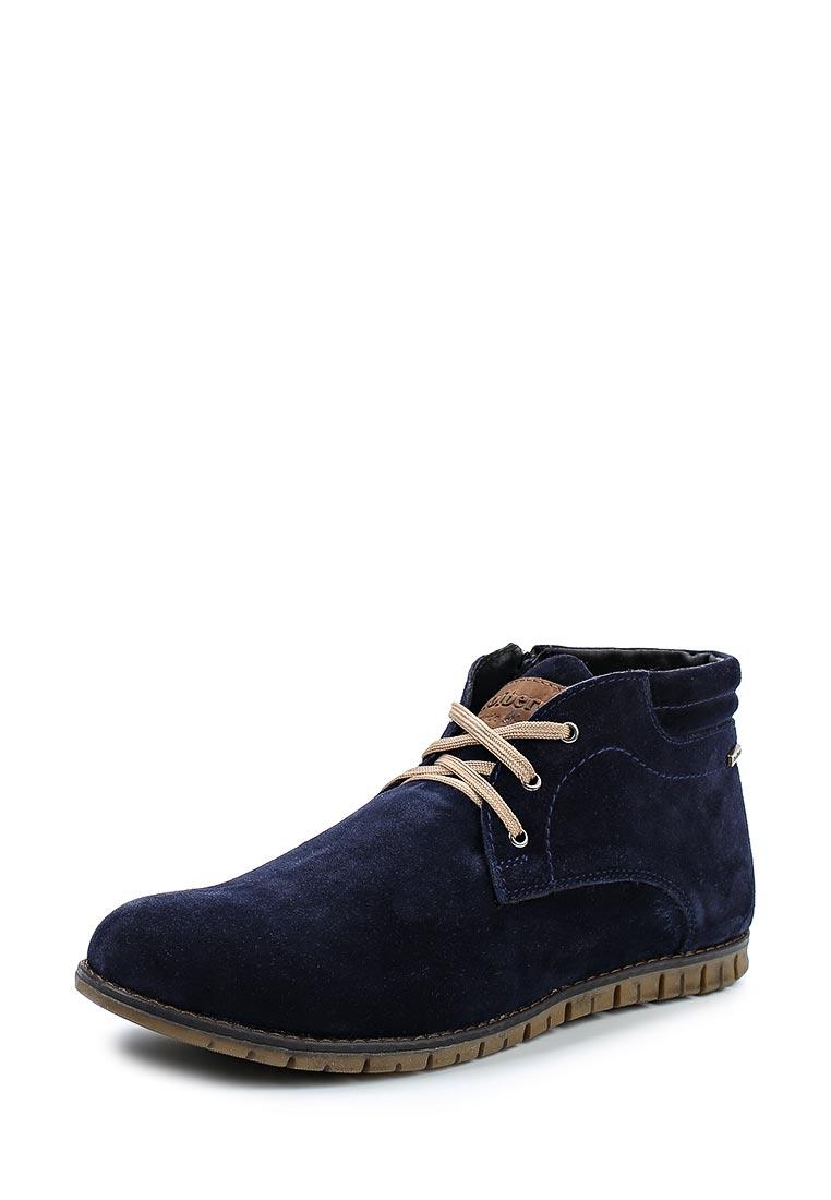 Мужские ботинки Shoiberg 707-06-01-16