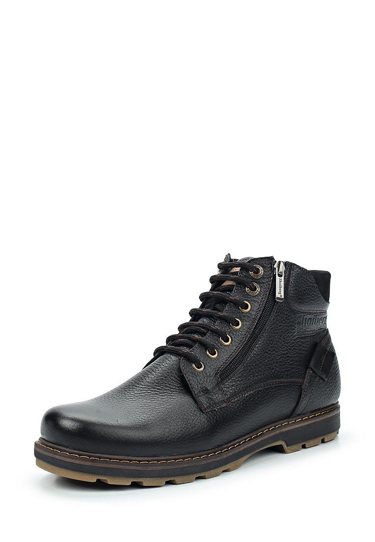 Мужские ботинки Shoiberg 707-09-02-01