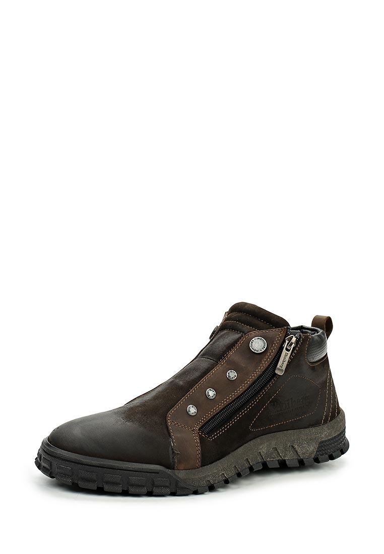 Мужские ботинки Shoiberg 717-04-01-02