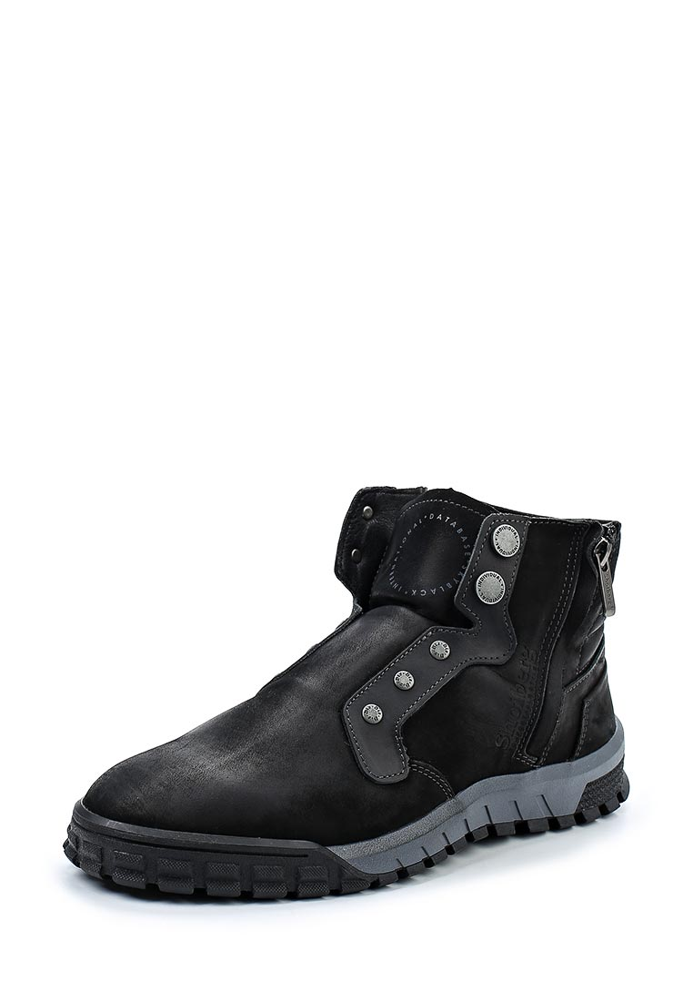Мужские ботинки Shoiberg 717-04-03-01