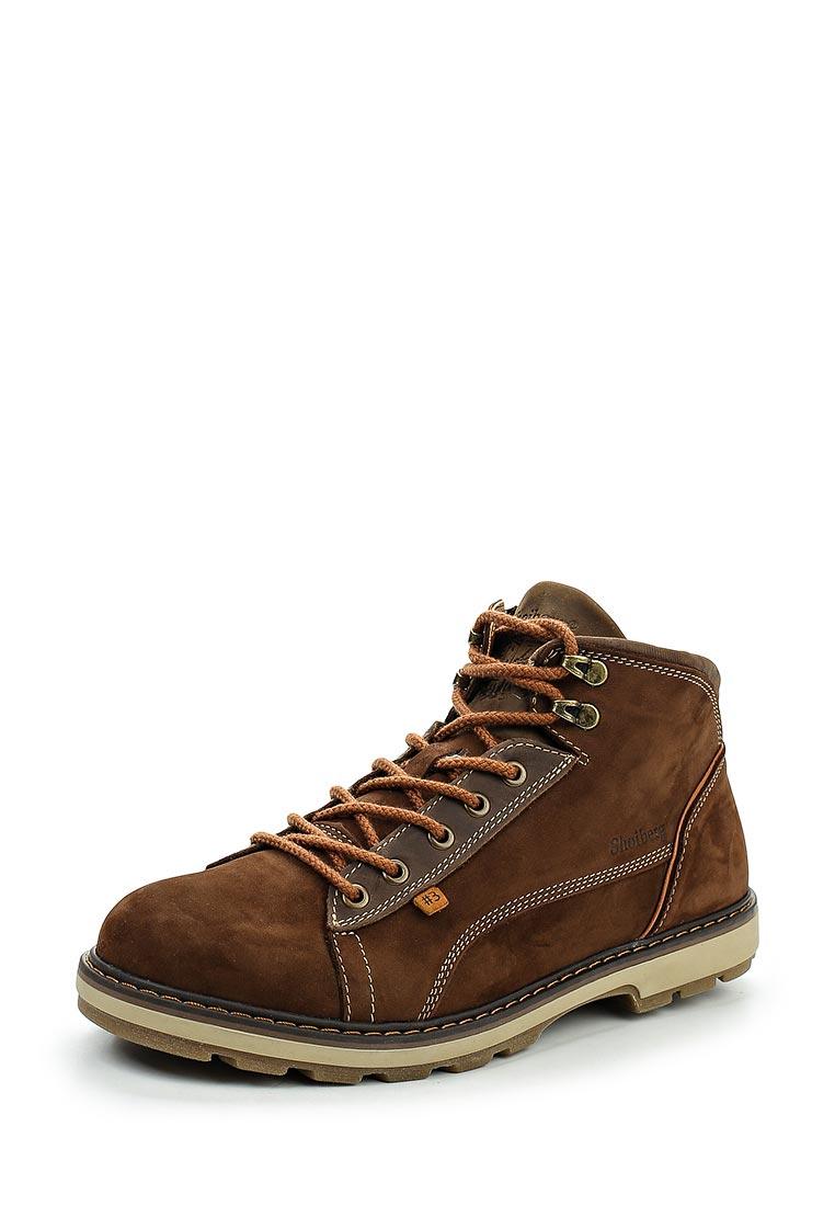 Мужские ботинки Shoiberg 717-06-04-02