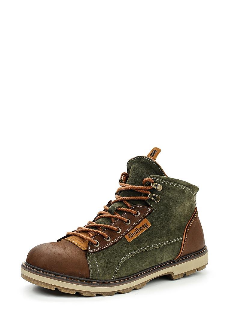 Мужские ботинки Shoiberg 717-06-04-07