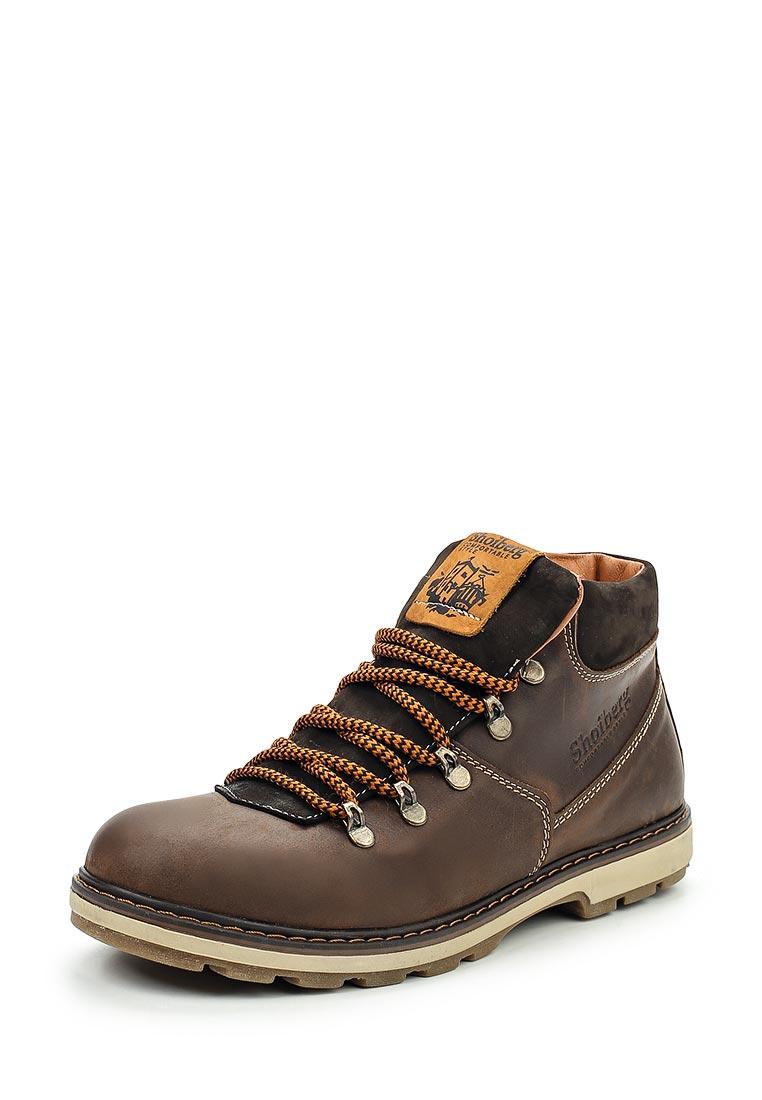 Мужские ботинки Shoiberg 717-06-05-06