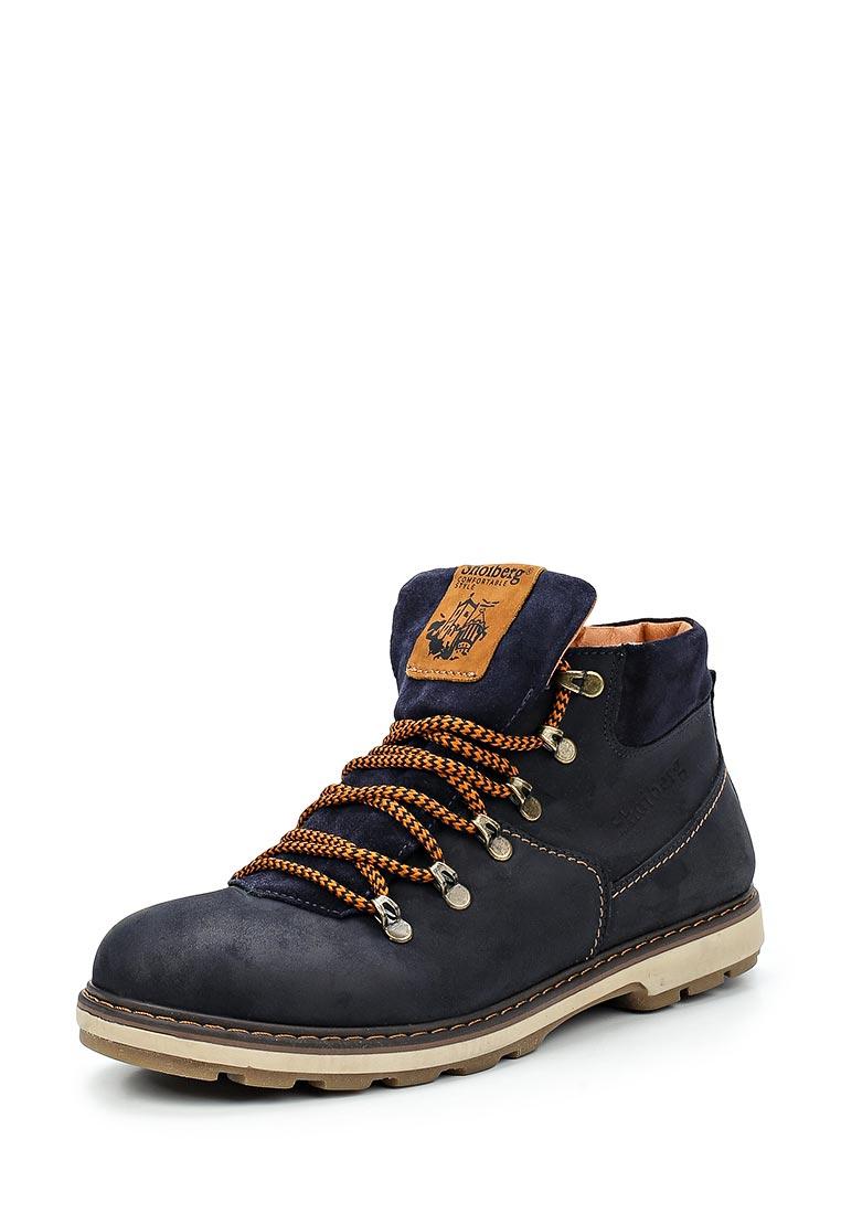 Мужские ботинки Shoiberg 717-06-05-16
