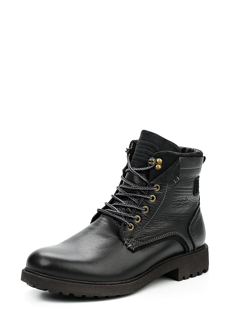 Мужские ботинки Shoiberg 727-01-02-01