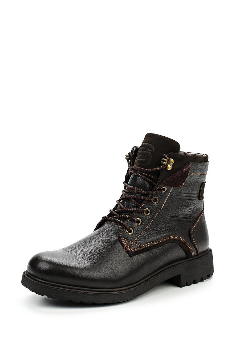 Мужские ботинки Shoiberg 727-01-02-02