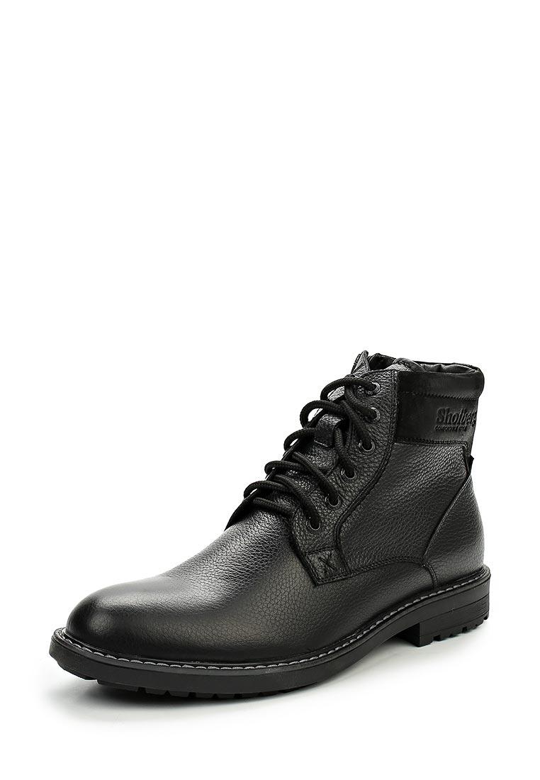 Мужские ботинки Shoiberg 730-11-01-01
