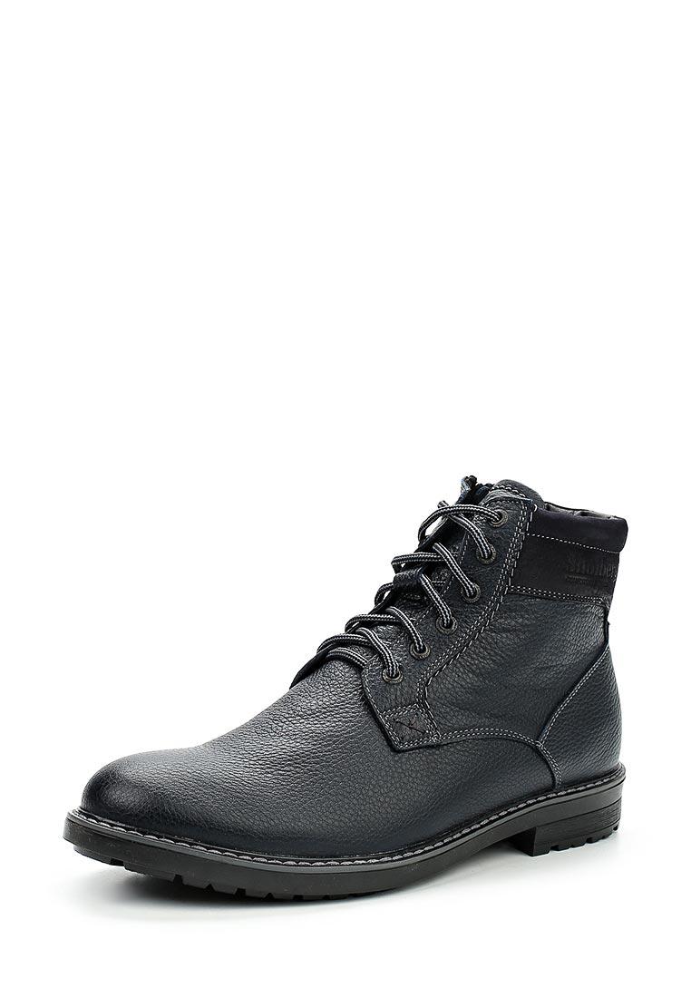 Мужские ботинки Shoiberg 730-11-01-16