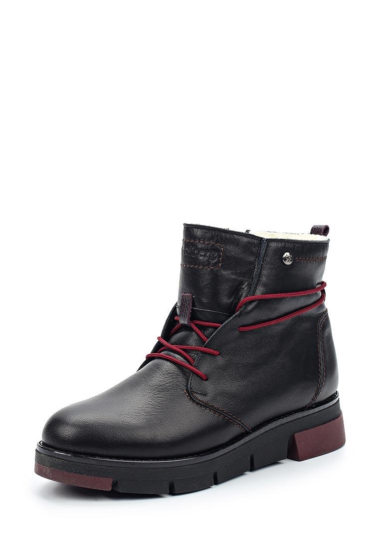 Женские ботинки Shoiberg 805-15-02-01A