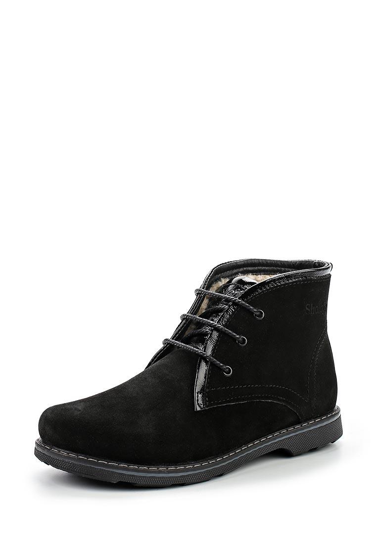 Женские ботинки Shoiberg 807-05-01-01