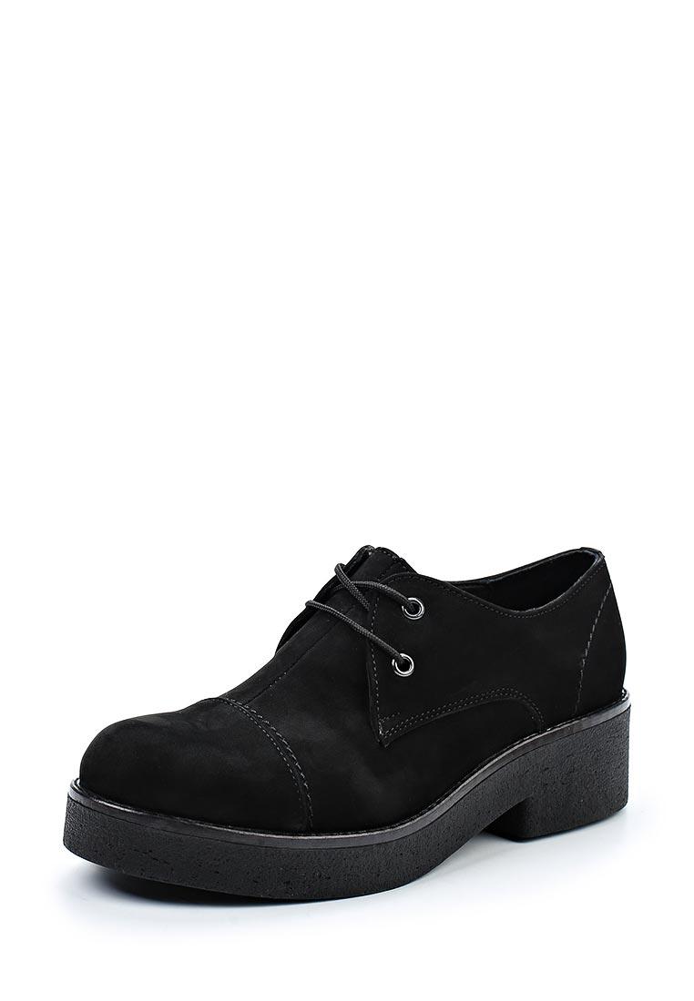 Женские ботинки Shoiberg 810-10-01-01C