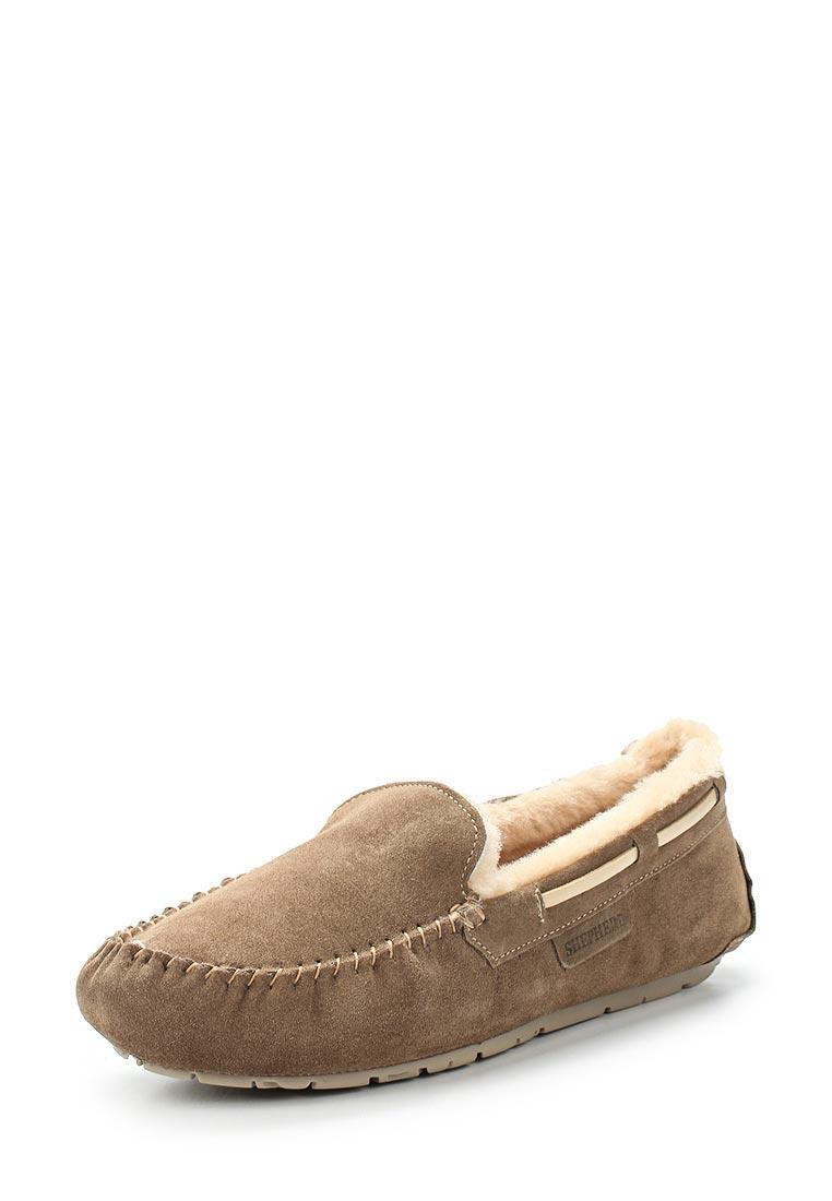 Мужская домашняя обувь Shepherd 21-13781 STEFFO