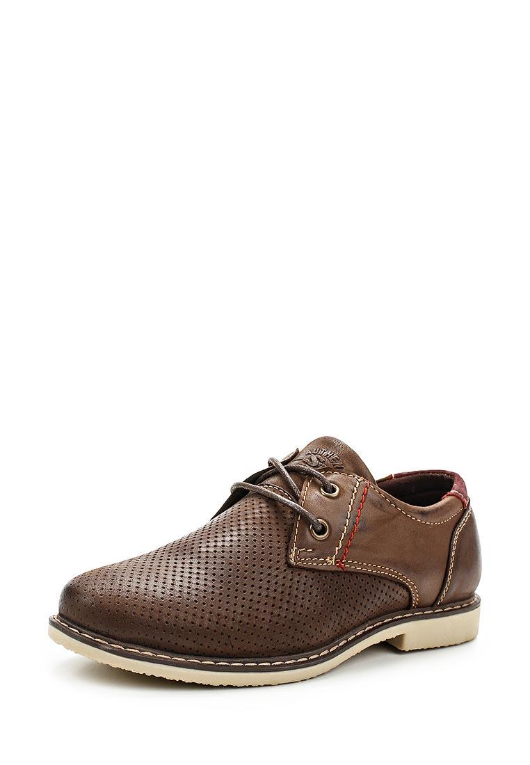Ботинки для мальчиков Shuzzi 924170122