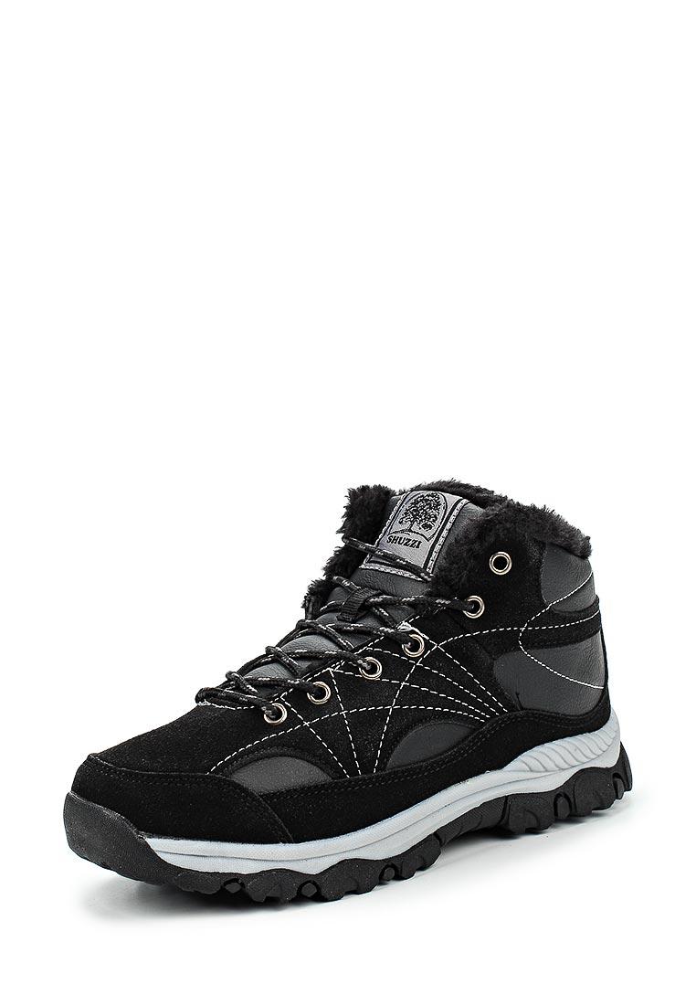 Ботинки для мальчиков Shuzzi 100016621