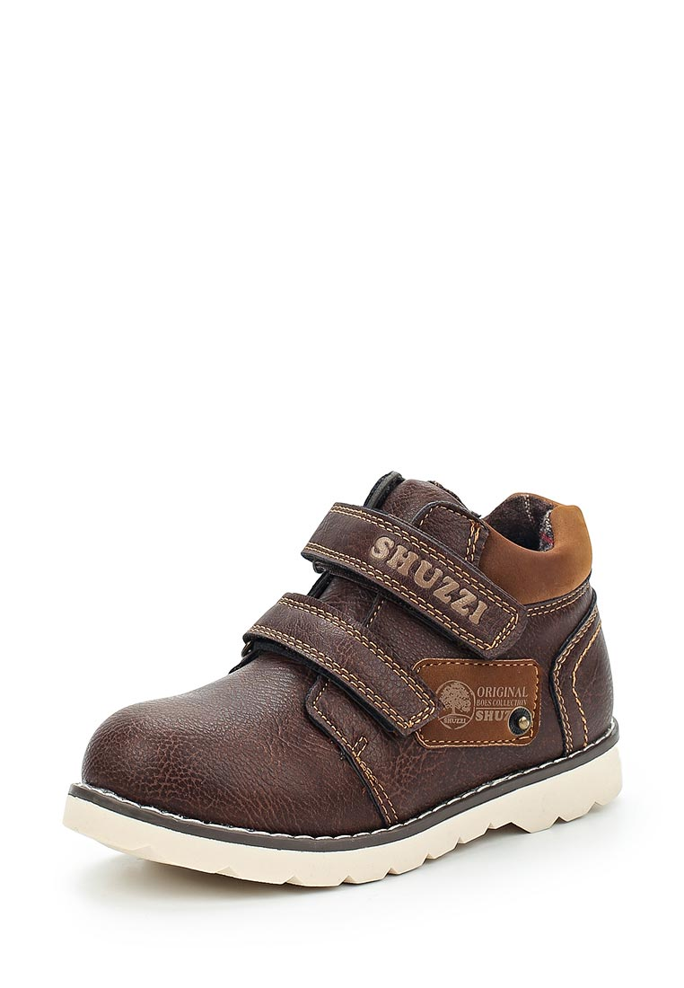 Ботинки для мальчиков Shuzzi 581817791