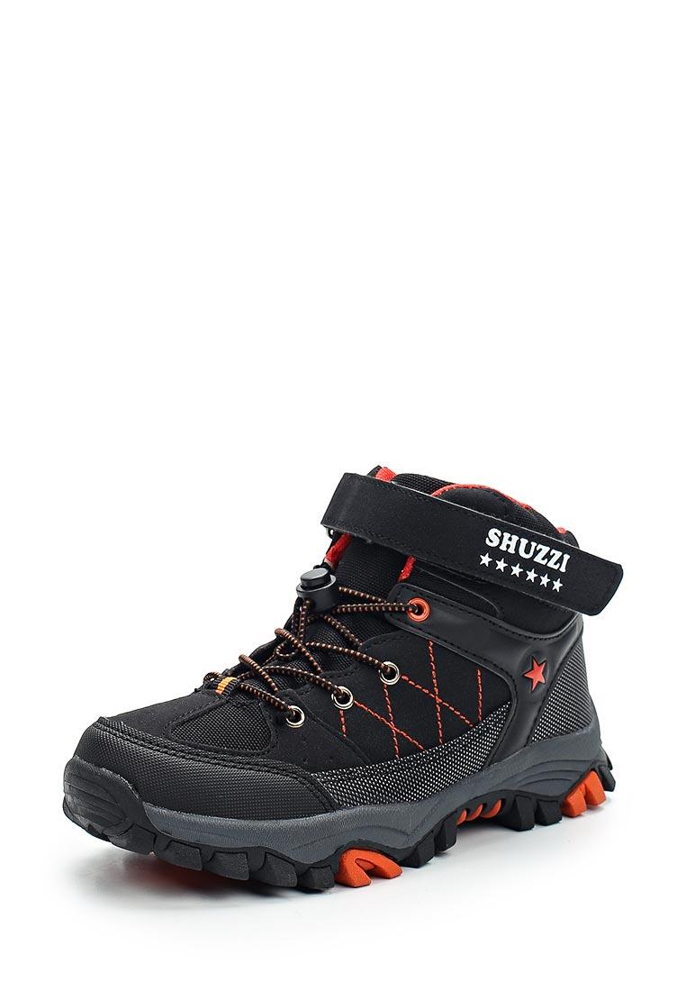 Ботинки для мальчиков Shuzzi 8477511