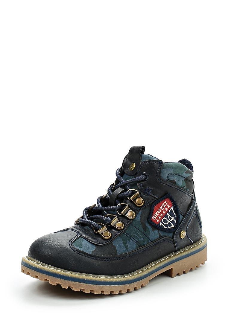 Ботинки для мальчиков Shuzzi 1156601711