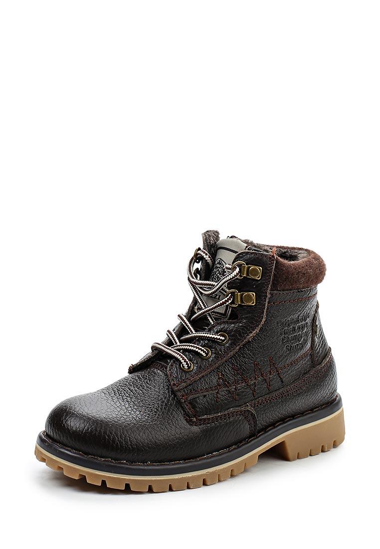 Ботинки для мальчиков Shuzzi 1187004
