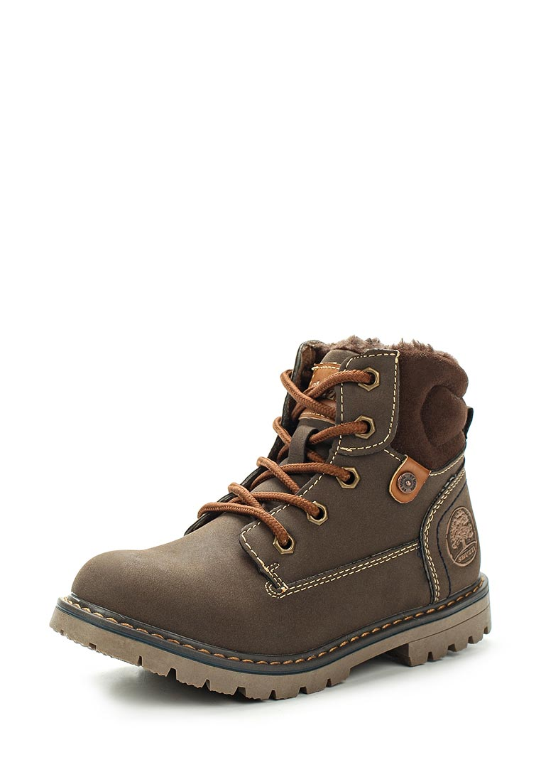 Ботинки для мальчиков Shuzzi 581119311